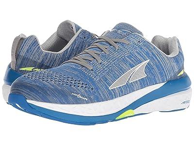 Altra Footwear Paradigm 4 (White/Blue) Men