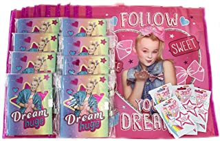 JoJo Siwa Mega Large Deluxe Birthday Party Pack for 8 Guests
