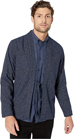 Cotton Tweed - Blue