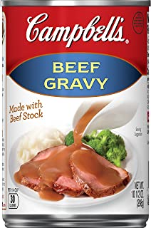 Campbell'sGravy, Beef, 10.5 oz. Can (Pack of 12)