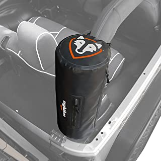 Rightline Gear 100J70-B Jeep Roll Bar Storage Bag, Black