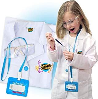personalized science lab coats