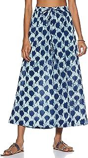 Amazon Brand - Myx Women's Cotton Palazzo