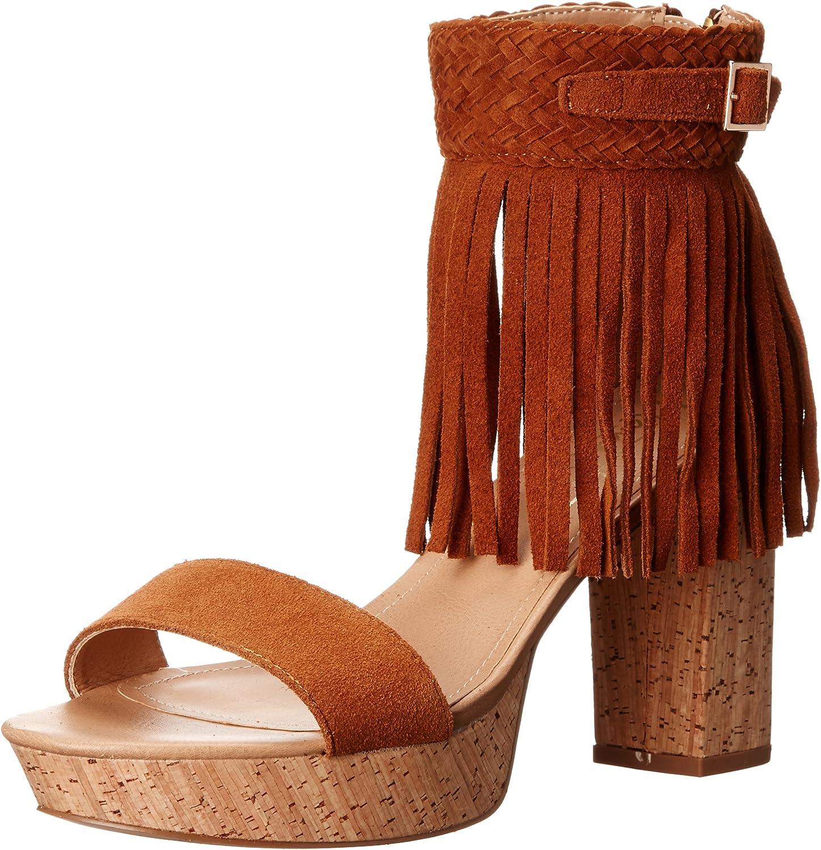 Nanette Nanette Lepore Women's Vanessa Platform Dress Sandal