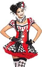 Leg Avenue Naughty Harlequin Clown Costume