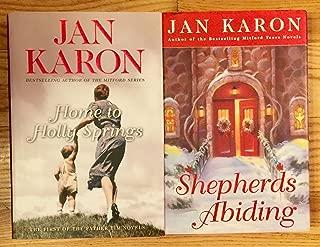 2 Books! 1) Home to Holly Springs 2) Shepherds Abiding