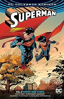 Superman Vol. 5: Hopes and Fears (Rebirth) (Superman: DC Universe Rebirth)