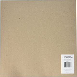 American Crafts AM71563 Smooth Cardstock 12