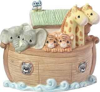 Precious Moments Overflowing with Love Noah's Ark Porcelain Nursery Décor Night Light