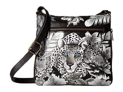 Anuschka Handbags Expandable Travel Crossbody 550 (Cleopatra