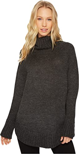 MICHAEL Michael Kors - Solid Sweater Poncho