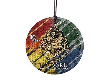 Trend Setters Harry Potter (Hogwarts) Starfire Prints Hanging Glass Decor