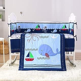 boat crib bedding