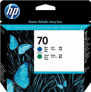 HP 70 Blue & Green DesignJet Printhead (C9408A) for DesignJet Z3200 & Z3100 Large Format Printers
