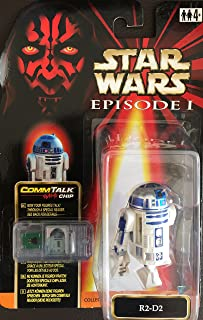 Star Wars Episode One 1 R2-D2 CommTalk Chip Action Figure