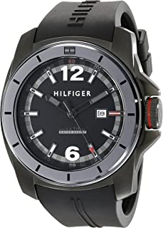 Tommy Hilfiger Windsurf Men's Dial Silicone Band Watch - 1791114