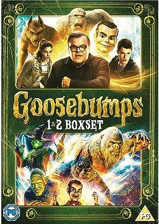 Goosebumps 1&2 2018