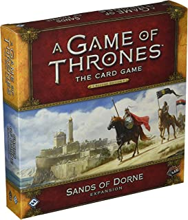 A Game of Thrones LCG Second Edition: The Sands of Dorne Deluxe Expansion