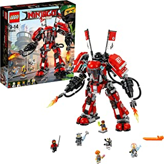 LEGO Ninjago - Robot del Fuego (70615)