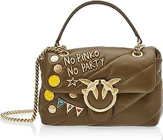PINKO, Love Mini Puff Party CL ShEEP Damen, Einheitsgröße