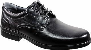 LUISETTI 26853 Negro - Zapato Cordones Piel Profesional Fabricado en españa
