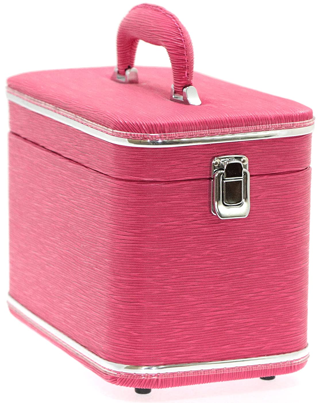 選択するなくなる届けるエピ調水絞縦型トレンチケース ピンク 鍵無 6489-15