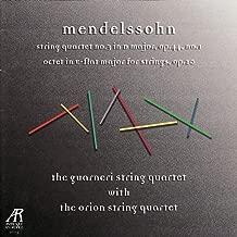 Mendelssohn: String Quartet No. 3 in D Major, Octet in E-Flat Major for Strings