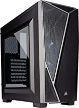 CORSAIR Carbide SPEC-04 Mid-Tower Gaming Case- Grey