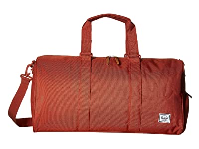 Herschel Supply Co. Novel Mid-Volume (Picante Crosshatch) Duffel Bags