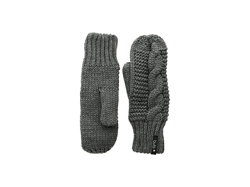 BULA Lulu Mitten (Heathered Grey) Over-Mits Gloves