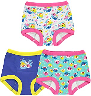 Handcraft Girls Baby Shark Potty Training Pants Training Underwear - Multi