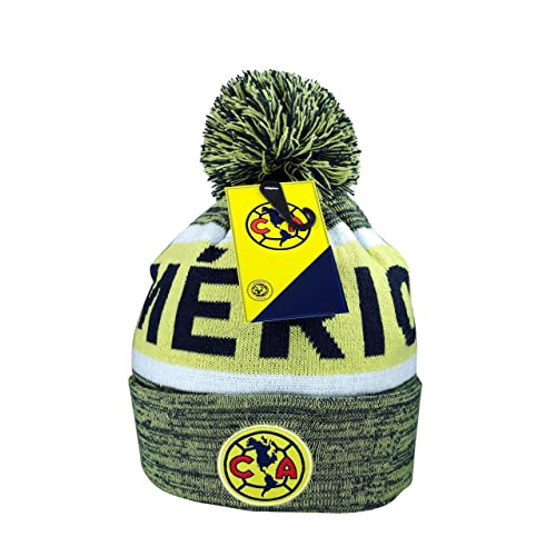 4f7278996d9 Club America Authentic Official Licensed Product Soccer Beanie - 01-1