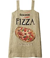 Pizza Stuoia Dress (Big Kids)