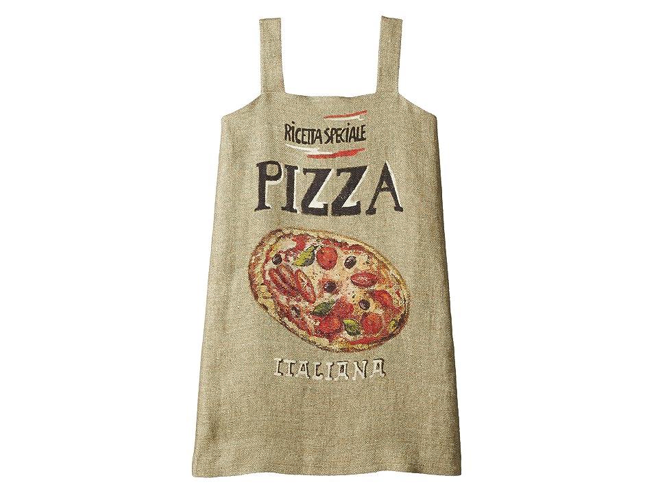 Dolce & Gabbana Kids Pizza Stuoia Dress (Big Kids) (Pizza Print) Girl