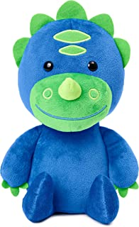 Skip Hop Baby Plush Stuffed Animal Toy, Zoo Dino