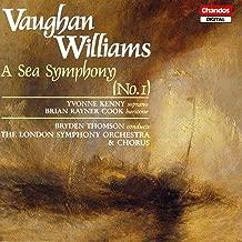 Vaughan Williams: Sea Symphony (A)