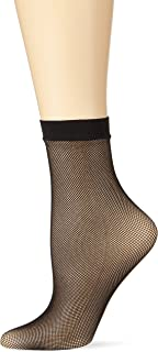 KUNERT Damen Raffinesse Net Socken, 30 DEN