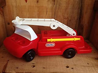 Little Tikes Toddle Tots Fire Truck