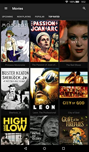 Movie Free Tube for Kindle Fire - Full Movies and Tv Shows HD Infos to read and Watch for free