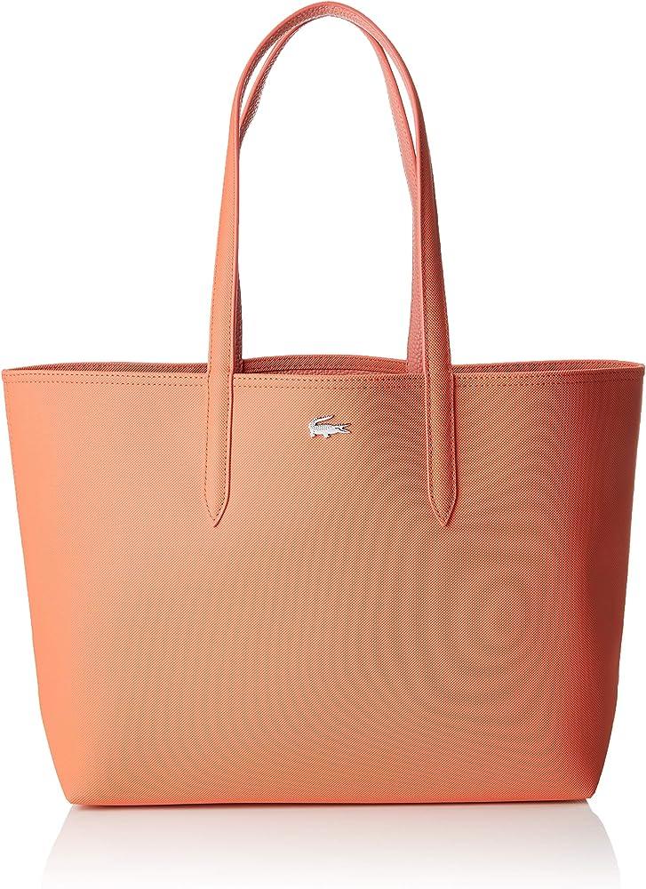 Lacoste,borsa per donna, 100% pvc NF2142AAA