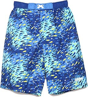 Surf Zone Quick Dry Boys' and Mens' Beach Swim Trunks/Board Shorts