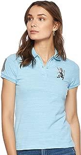 Giordano womens 05319202 Women's 3D Napoleon polo