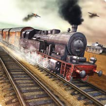 Rules Of Survival In Deadly Train Assault Game: World War Shooting Army Training Battle Simulator Adventure Mission 2018