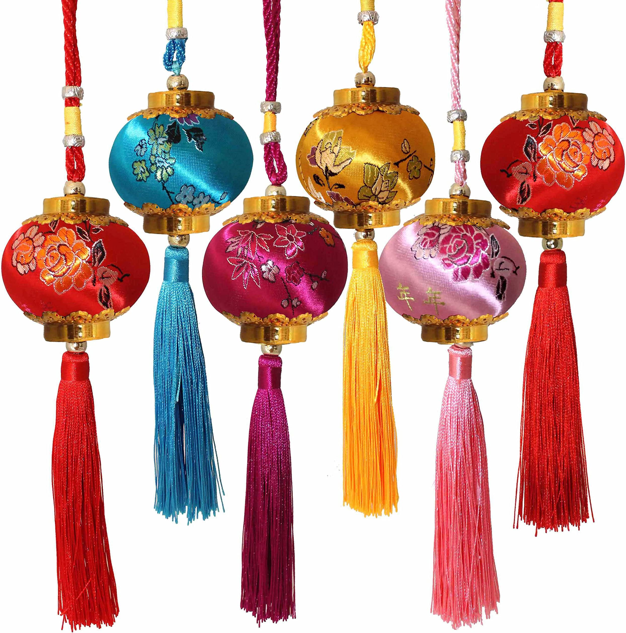 Ready Made 7 Colours Shiny Cat Bag PendantCar Decoration with Soft Tinkerbell sound