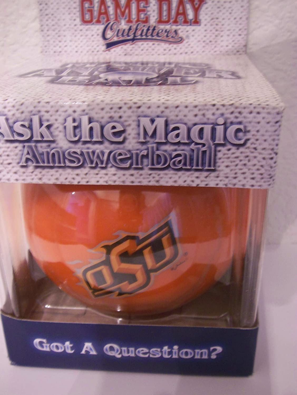 NCAA Oklahoma State Cowboys Toy Magic Answer Ball