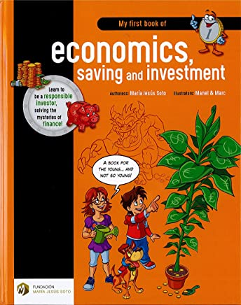My first book of economics, saving and investments