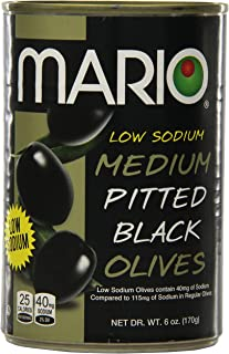 Best sodium free olives Reviews