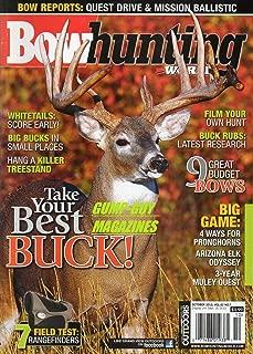 Bowhunting World Magazine - October 2013