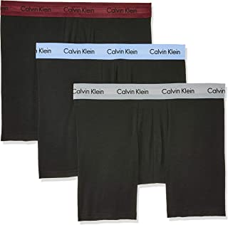 Calvin Klein Men's Cotton Stretch Boxer Briefs (3 Pack)