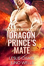Dragon Prince's Mate (Dragons of Mars Book 1)